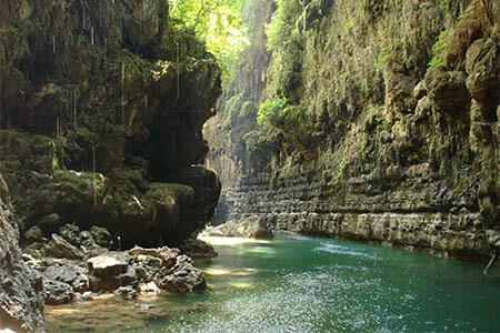 Yeşil Canyon Turu